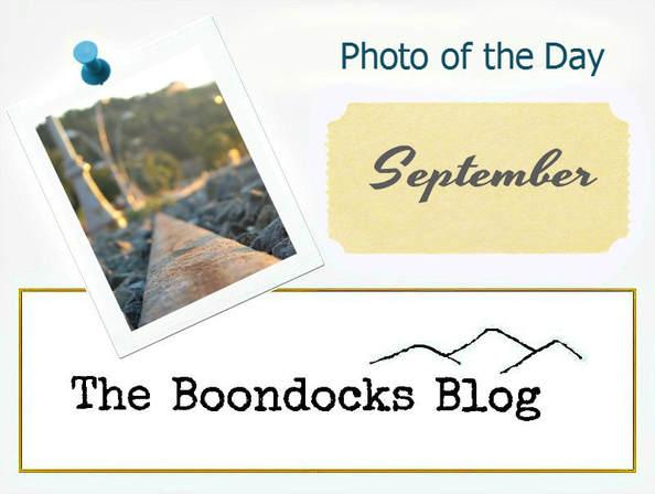 logo Photos of the Day for September 2017 www.theboondocksblog.com