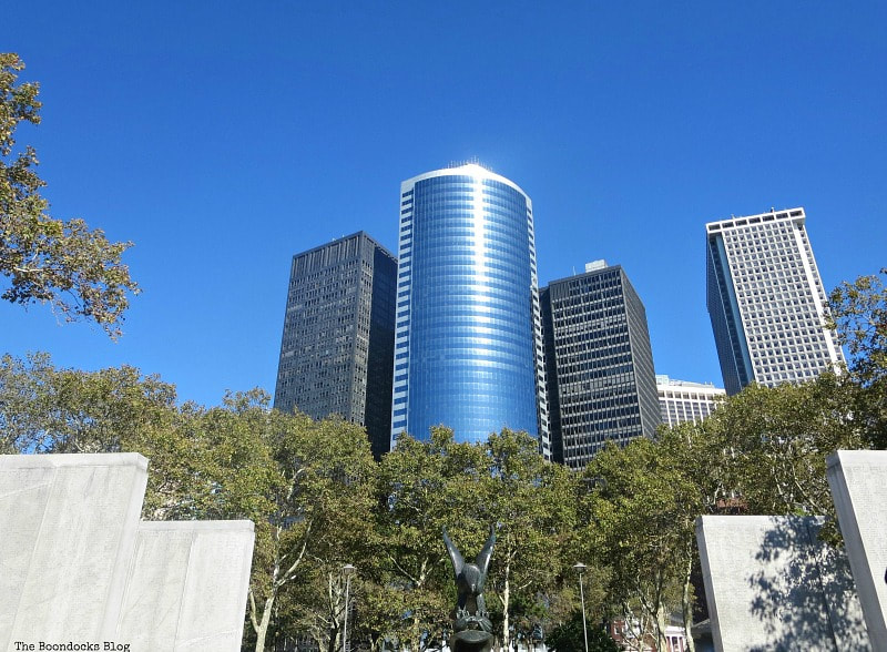 Skyscrapers at the Financial District, Photo of the Day for October 2017 www.theboondocksblog.com