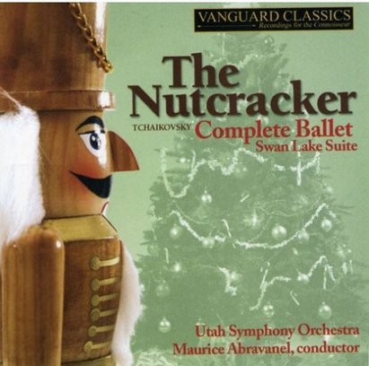 The Nutcracker CD, A Practical Gift Guide for the DIYer www.theboondocksblog.com