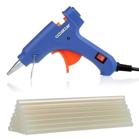 Glue Gun, A Practical Gift Guide for the DIYer www.theboondocksblog.com