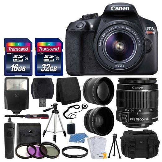 Canon Rebel Digital camera, A Practical Gift Guide for the DIYer www.theboondocksblog.com