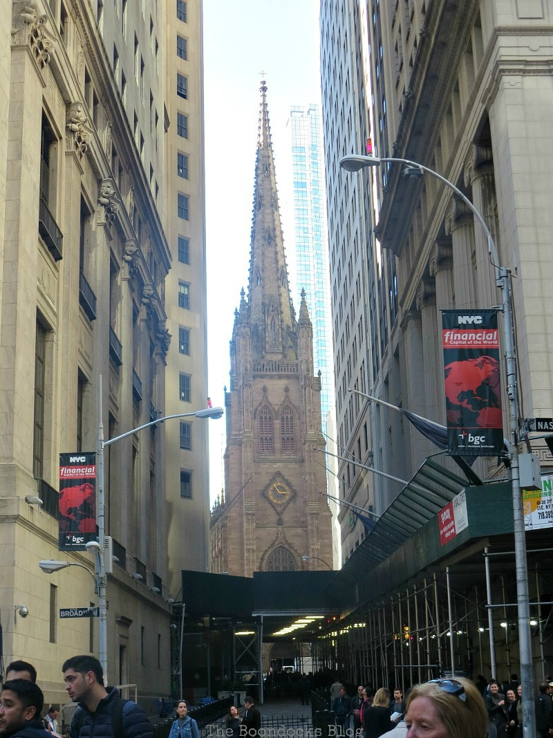 Trinity church Manhattan, Photos of the Day for November and December www.theboondocksblog.com