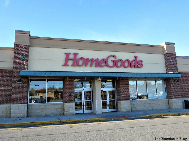 Home Goods Store, Photos of the Day for November and December www.theboondocksblog.com