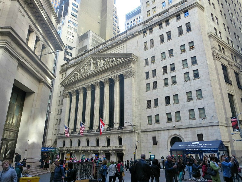 New York Stock Exchange, Photos of the Day for November and December www.theboondocksblog.com