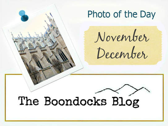 Logo Photos of the Day for November and December www.theboondocksblog.com