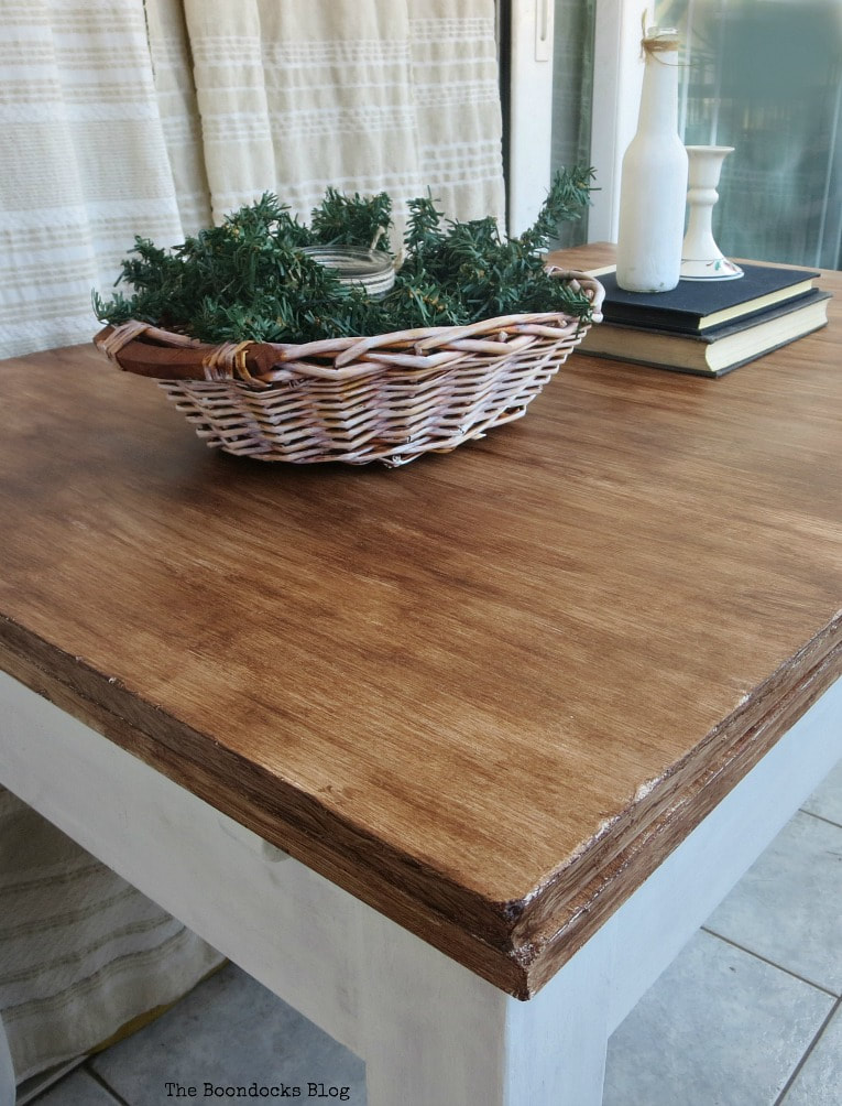 laminate table makeover, The Most Popular DIY Posts for 2017 www.theboondocksblog.com