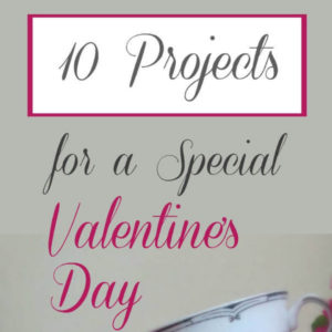 valentine's day crafts feature image.