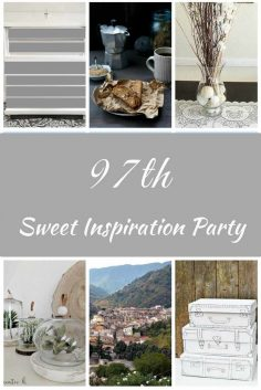 Sweet Inspiration Link Party #97