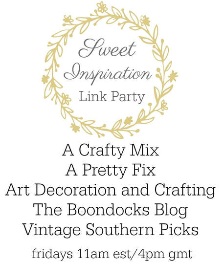 Sweet Inspiration Link Party Logo