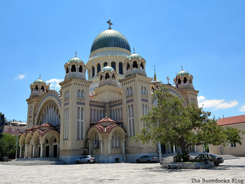 Outdoor shot of St. Andrew's Cathedral, A Spotlight on Impressive Saint Andrew's Cathedral, www.theboondocksblog.com