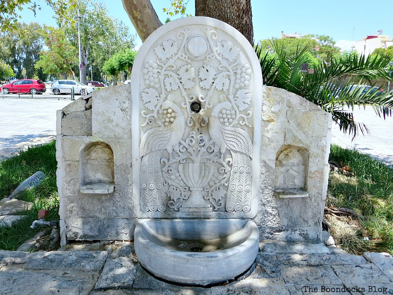 Marble fountain, A Spotlight on Impressive Saint Andrew's Cathedral, www.theboondocksblog.com