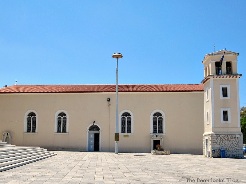 Bookstore and exhibition hall, A Spotlight on Impressive Saint Andrew's Cathedral, www.theboondocksblog.com