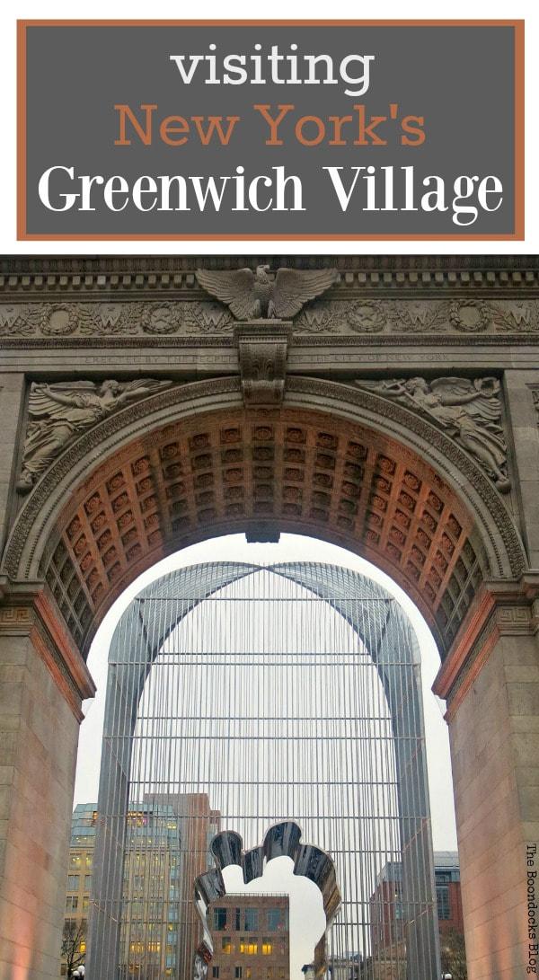 Exhibition by artist Ai Weiwei in New Yorks Greenwich Village, #photoessay #Travel #photography #NewYork #Greenwichvillage #NYU #WashingtonSquarePark Interesting things to see in Greenwich Village www.theboondocksblog.com