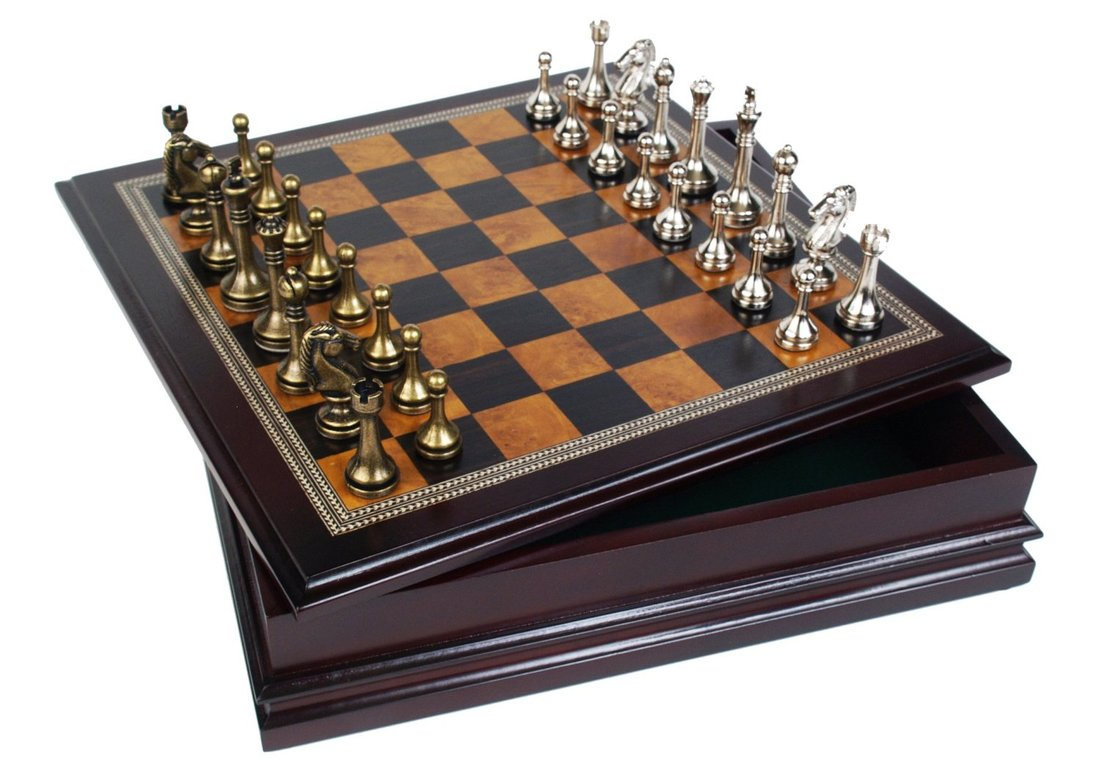 chess set, 17 Practical Father's Day Gift Ideas for the Retired Dad www.theboondocksblog.com