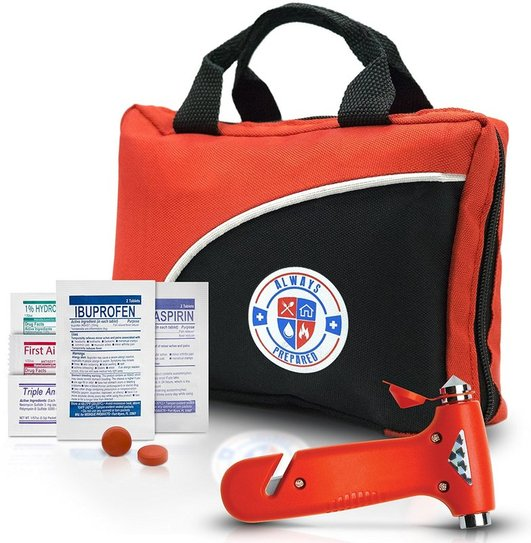 First aid kit, 17 Practical Father's Day Gift Ideas for the Retired Dad www.theboondocksblog.com