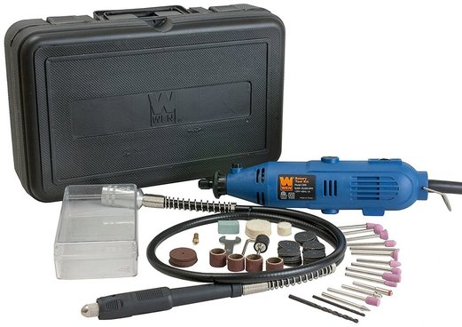 rotary tool kit, 17 Practical Father's Day Gift Ideas for the Retired Dad www.theboondocksblog.com