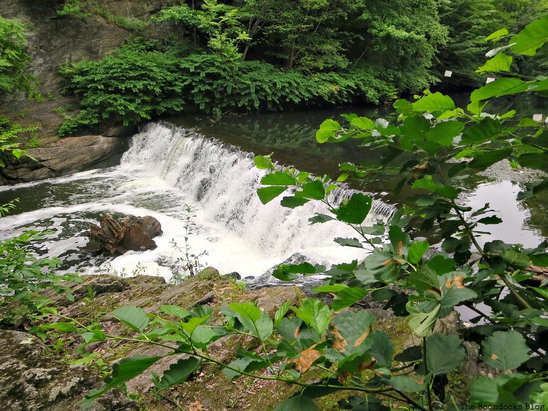 waterfall, The Greatest Botanical Garden in the World, www.theboondocksblog.com