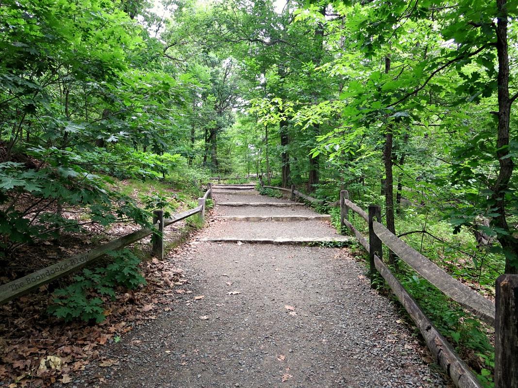 Road to the bridge, The Greatest Botanical Garden in the World, www.theboondocksblog.com