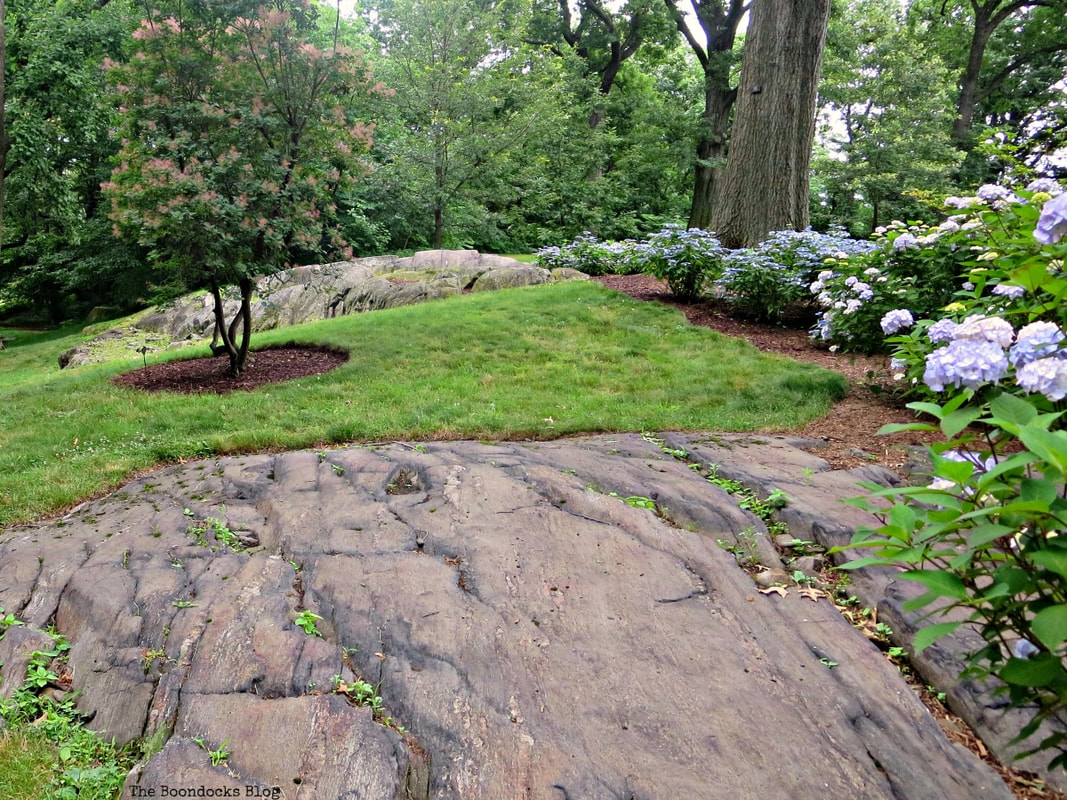 rocky landscape, The Greatest Botanical Garden in the World, www.theboondocksblog.com