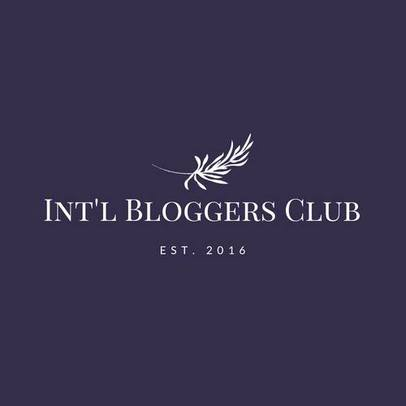 Int'l Bloggers Club logo, How to Make Practical Cardboard Paper Cubes for Storage www.theboondocksblog.com