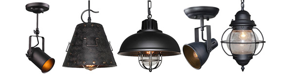 LNC Idustrial Lighting Collection