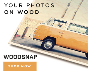 Your Photos Printed on Wood
