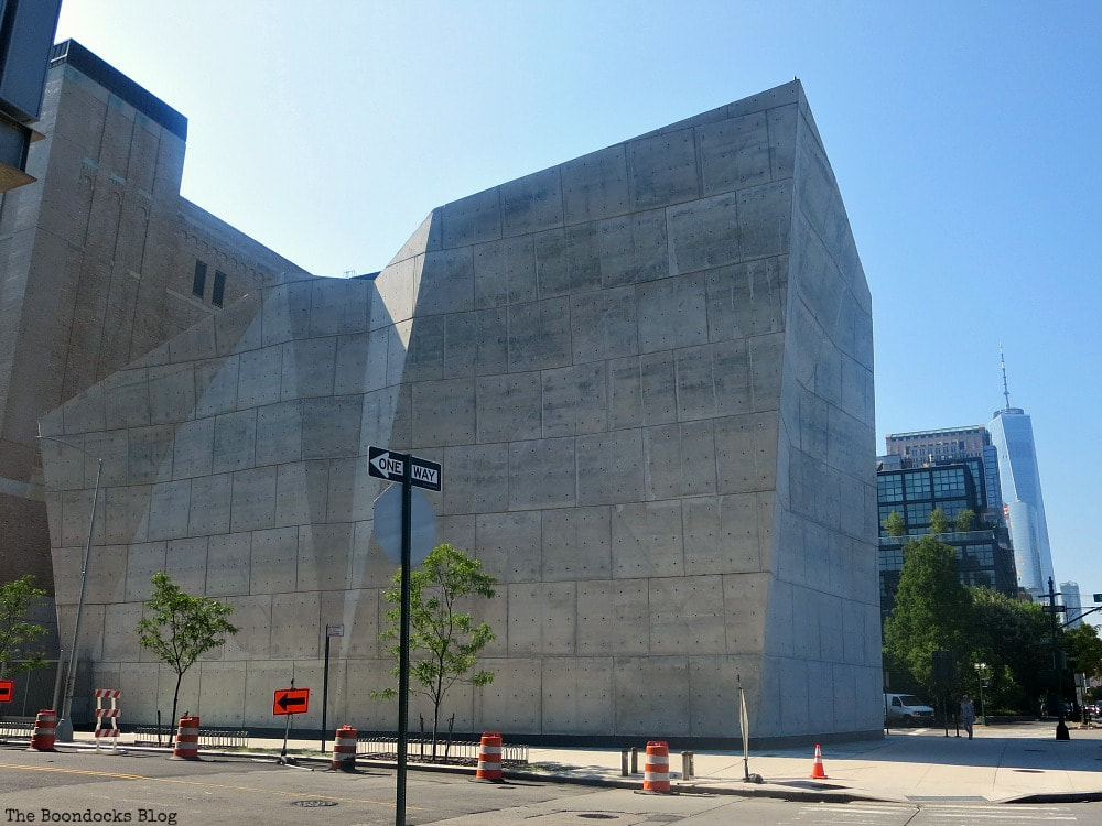 Spring Street Salt Shed, A monumental Surprise at Hudson Square in New York, www.theboondocksblog.com